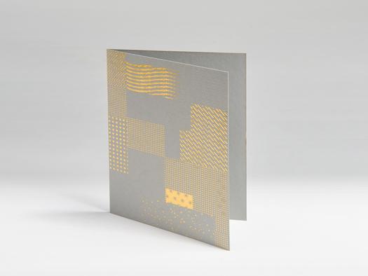 RJ Paper   Greeting card – Colorplan Real Grey