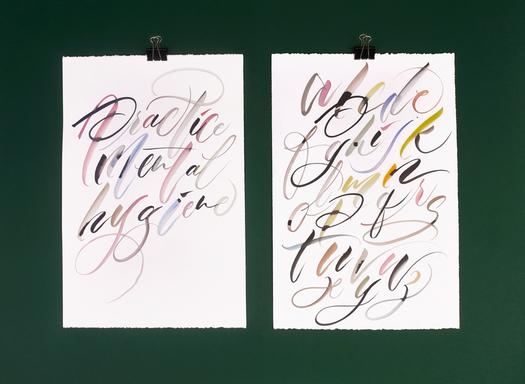 RJ Paper | Calligraphy – Stonehenge White