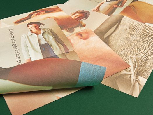 RJ Paper | Fashion brochure – Munken Lynx