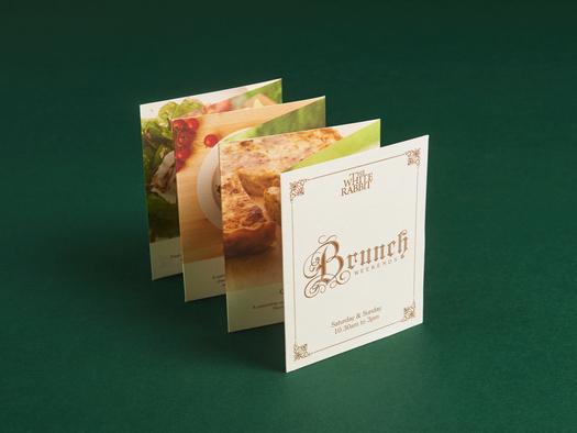 RJ Paper | Accordian-fold menu – Munken Polar Rough