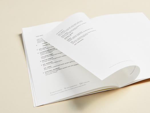 RJ Paper | Menu – New Eco Frontier