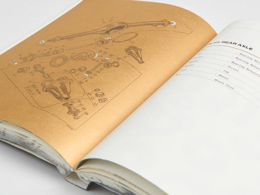 RJ Paper | Book – Maple White, Munken Lynx